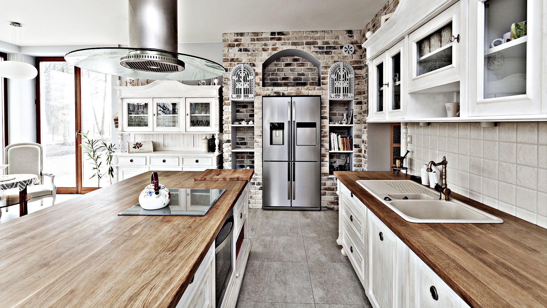 Sandridge Home Improvement Remodeled Kitchen 1